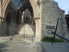 Southampton Sailors' memorial
