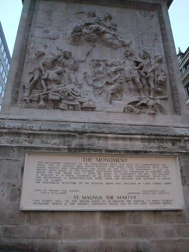 London 'Monument