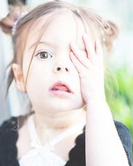(sweethardt) Tags: brown girl toddler eyed