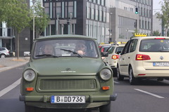 Berlin Trabant safari