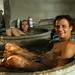 Só essa banheira quente para nos tirar da Boonma