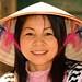 Chapeu tipico vietnamita