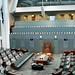 Uma das salas internas do Parlamento