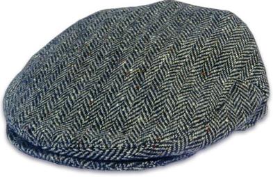 Shandon Donegal Tweed Cap