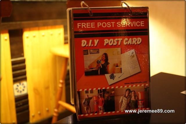 Post Cafe @ Carnarvon Street - Free Post Service