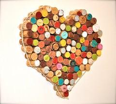 IC28: Wine Cork Art