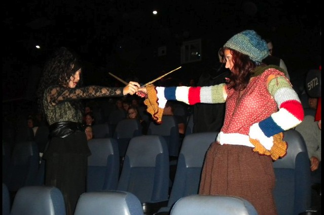 molly weasley bellatrix lestrange fight