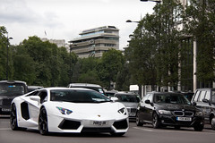 LP700. (Alex Penfold) Tags: auto road park street camera uk england white london cars alex sports car sport mobile canon photography eos photo cool flickr driving image awesome flash picture super spot exotic photograph lane lp spotted hyper 700 lamborghini supercar spotting numberplate exotica sportscar sportscars supercars lambo penfold spotter 2011 hypercar 60d hypercars aventador lp700 lp7004 alexpenfold
