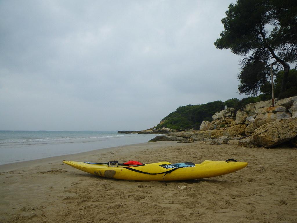 Playa Roca Plana.