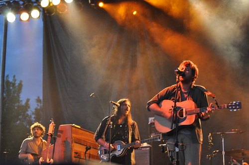Fleet Foxes @ Pitchfork Music Festival, 7.16.11