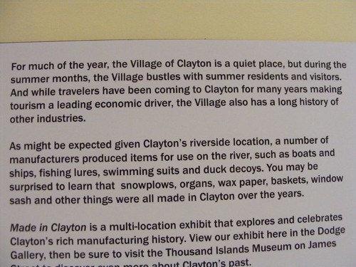 Learn about Clayton