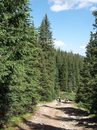 Breckenridge - Georgia Pass - Colorado Trail
