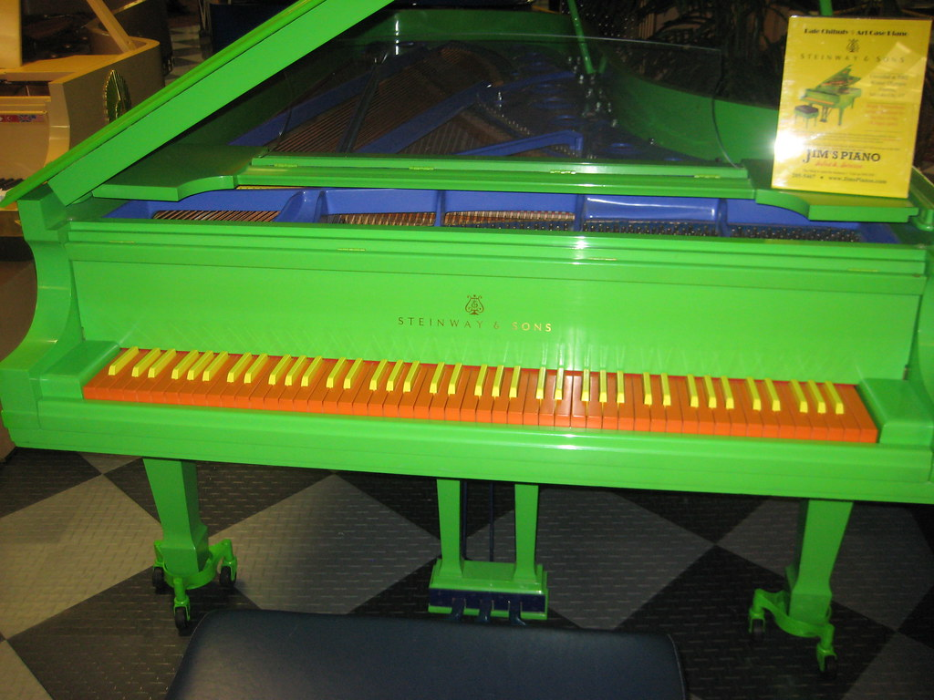 Fisher Price Grand Piano