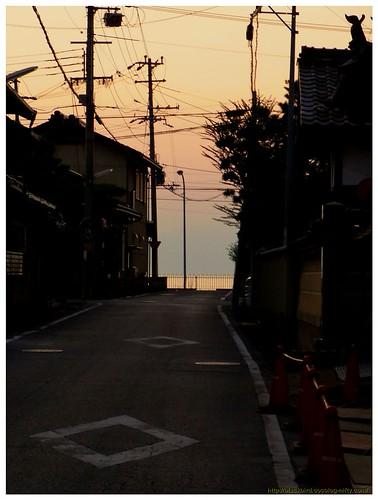 Evening sky #04