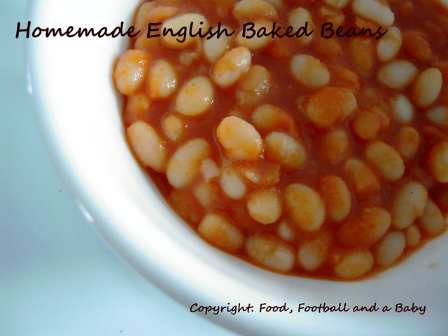 British Classics - A Recipe for English Baked Beans (Just Like Heinz ...