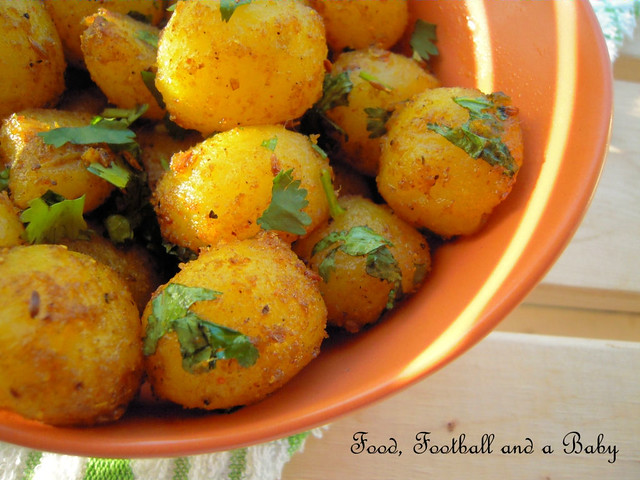 Spicy Roast Potatoes (5)