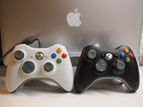 Xbox 360 Controller & Xbox 360 Wireless Controller