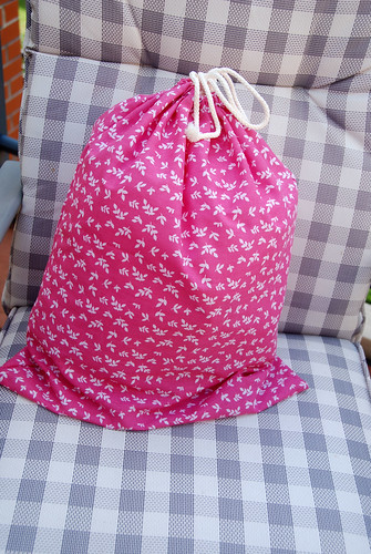 Handmade: bag for tutu