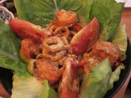 yumemiya seafood salad