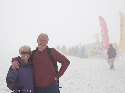 Jungfraujoch - Top of Europe (11,333 feet)