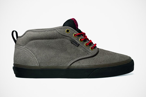 vans chukka outdoor pack