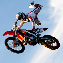 Some Days You Gotta Fly (Thomas Hawk) Tags: california usa unitedstates 10 statefair unitedstatesofamerica fair fav20 motorcycle sacramento fav30 sacramentocounty californiastatefair fav10 fav25 superfave californiaexpositionstatefair
