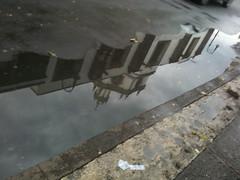 El paraíso perdido (blackferien) Tags: street rain méxico mexico agua reflejos centrohistorico centrohistórico ciudaddeméxico chilangolandia