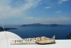 Homeric poems (davalt10) Tags: island santorini greece homer nights 1001