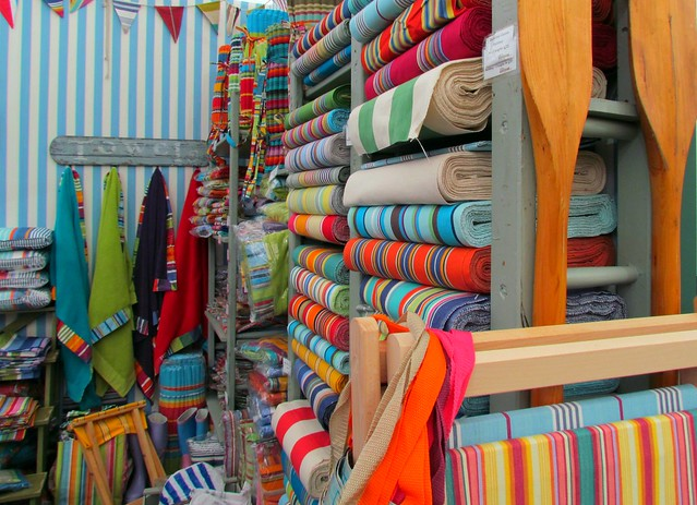 Deckchair  fabric