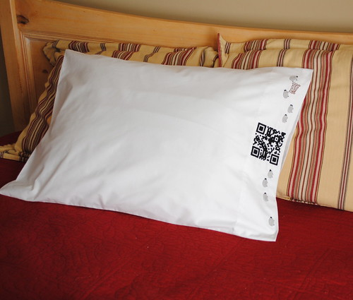 Lullaby Pillowcase