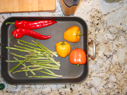 Greg's veg