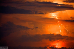 Lightning Storm Out Over Jupiter Coast (Captain Kimo) Tags: photoshop lightning storms topaz photomatix jupiterinlet singleexposurehdr