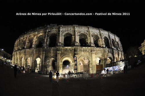 Arènes de Nîmes by Pirlouiiiit 22072011