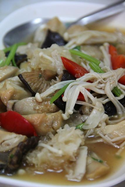 Thai Mixed Mushrooms