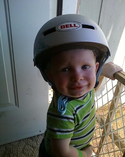 Baby Bikerider