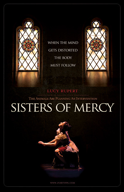 """The Sisters Of Mercy (11""""x17"""")"""