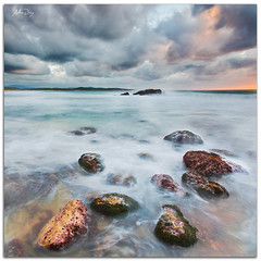 A different stone (alonsodr) Tags: sunset atardecer seascapes sony filter reverse alpha alonso cantabria graduated inverso marinas carlzeiss filtro liencres degradado a900 alonsodr elmadero gnd8 alonsodaz alpha900 cz1635mm mygearandme
