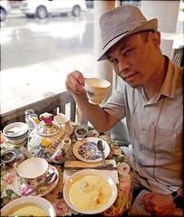 rik at Tea & Sympathy