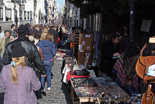 Feria de San Telmo 009