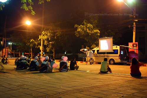 Film Showing in Chiang Mai