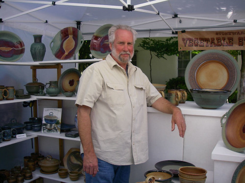 James Kachler Pottery