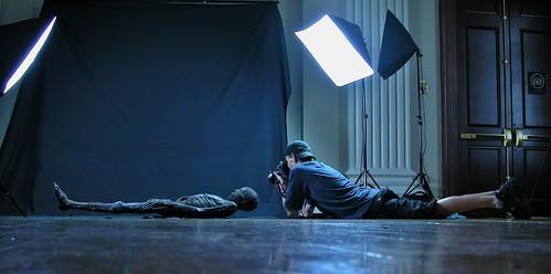 Mummies Studio Shoot- Matthias Feusenger Pics 5 by Darryl W. Moran Photography