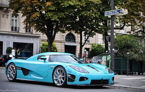 "Koenigsegg CCXR ""Special One"" [On Explore !]"