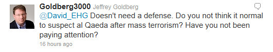 Jeffrey Goldberg (Goldberg3000) on Twitter 4