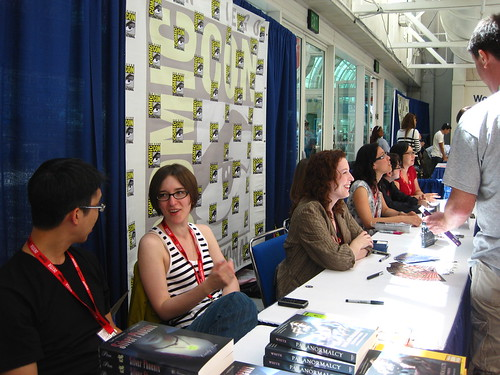 diversity in ya signing