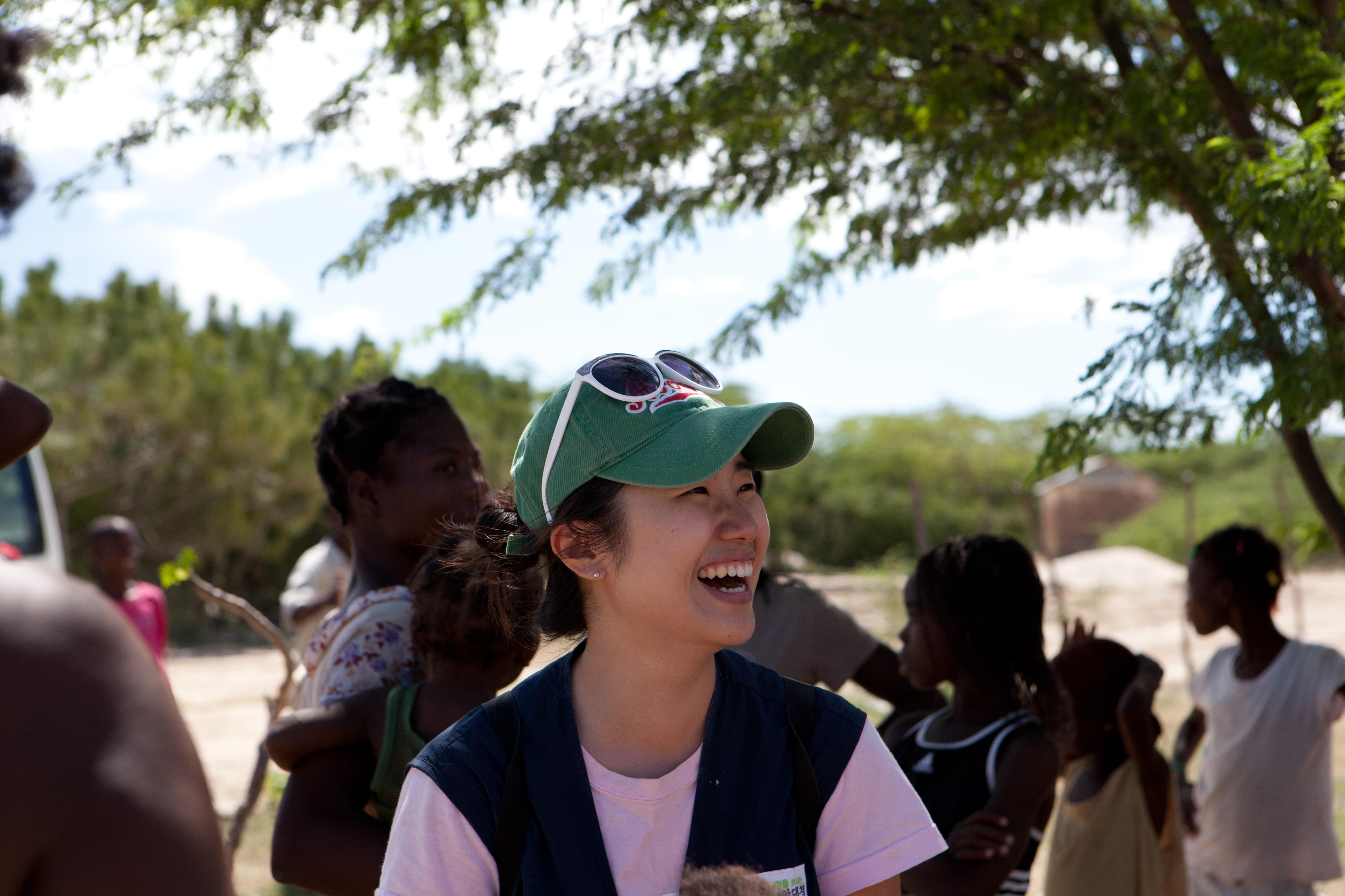 2011 아이티단기선교 어린이사역 (7)