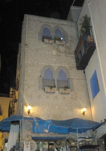 Casa das Conchas, Peñiscola! by sweetfelt \ ideias em feltro
