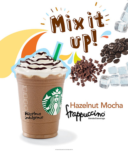 Hazelnut Mocha Frappuccino