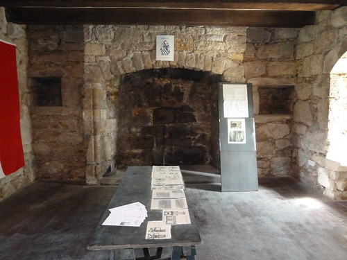 Inside Gilnockie Tower, Clan Armstrong