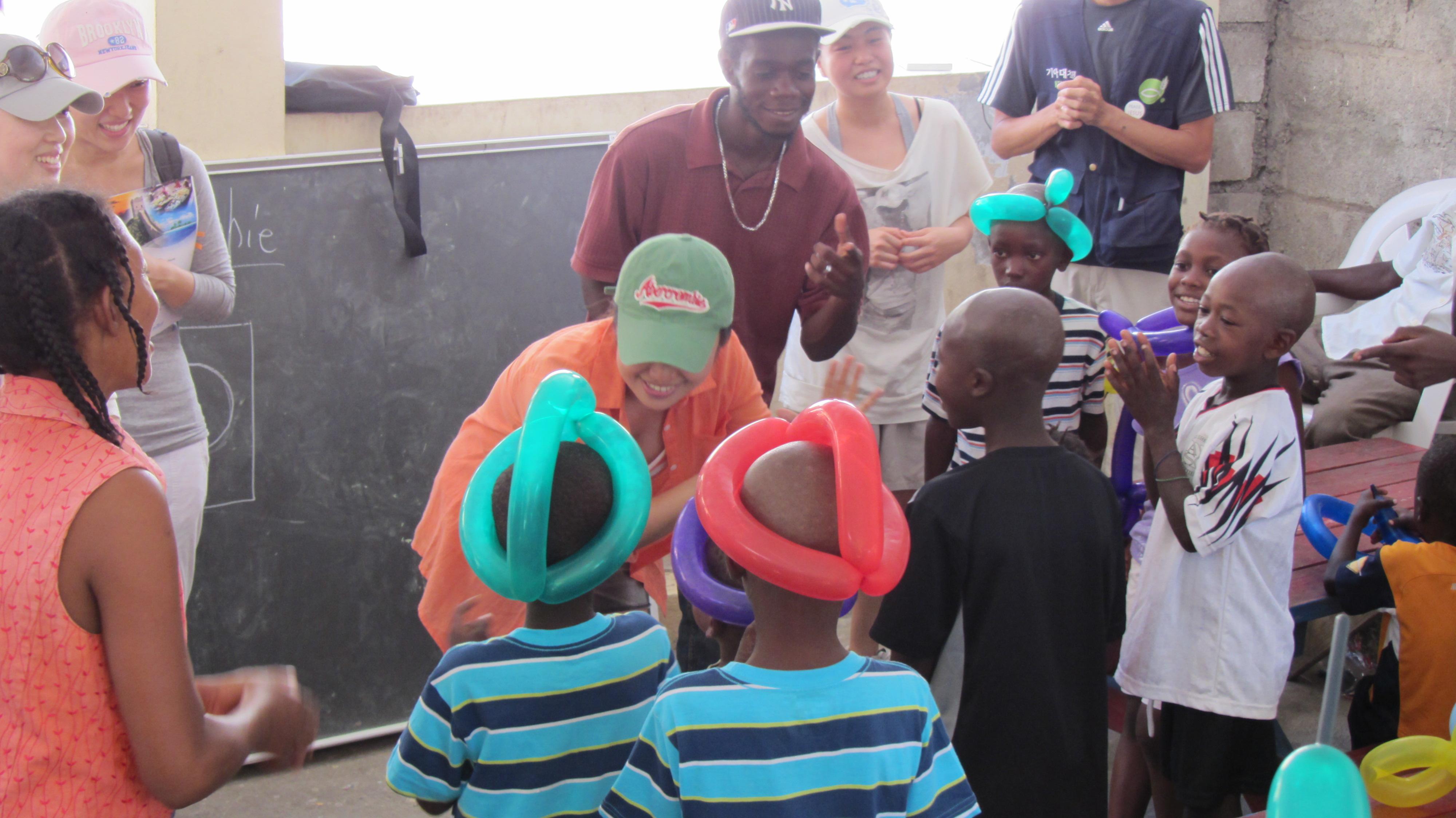 2011 아이티단기선교 고아원 (5)
